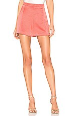 Alexis Chance Short in Rose Madder