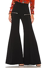 Alexis Donlow Pant in Black