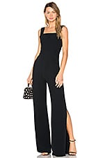 Alexis Juno Jumpsuit in Black