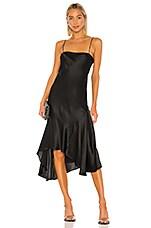 ALIX NYC Ivan Dress in Black