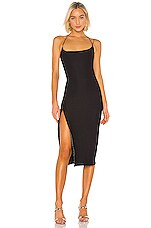 ALIX NYC Kenmare Dress in Black