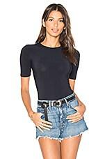 ALIX NYC Arden Bodysuit in Black