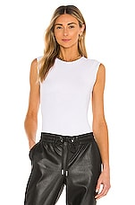 ALIX NYC Lenox Bodysuit in White