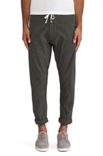 Mountaineer Grunge Pant in Deep Green