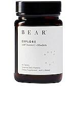 BEAR Explore Essential Daily Vitamin + For Immunity