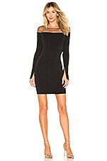 Bailey 44 Full House Sweater Dress in Black