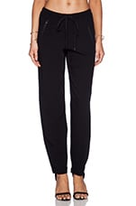 Puzzler Pant in Black