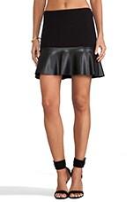 Ooh La La Skirt in Black