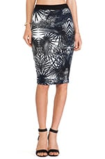 Sangria Skirt in Print