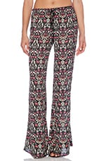 Patterned Flare in Multi