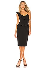 Bardot Carmelia Dress in Black