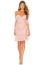 Bardot Valorie Dress in Dusty Pink