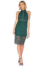 Bardot Gemma Dress in Lily Green