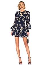 Bardot Tammy Dress in Navy Floral