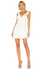 Bardot Babylon Dress in Ivory