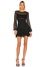 Bardot Savannah Dress in Black