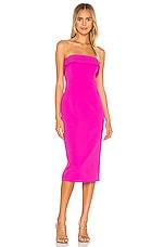 Bardot Zorianna Dress in Pink Shock