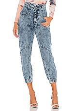 Bardot Spliced Seam Jean in Vintage