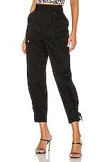 Bardot Riley Cargo Pant in Black
