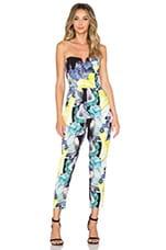 Bardot Floral Jumpsuit in Multi
