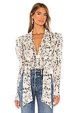 Bardot Allison Floral Top in Dainty Floral