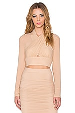 Allure Top en Nude