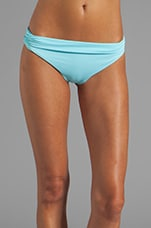 Tallows Pleated Bottom in Sailing/Bunny