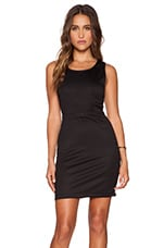 Steelan Dress in Black