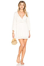 BB Dakota Jack by BB Dakota Shaw Dress in Ivory
