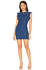BB Dakota JACK by BB Dakota Monae Dress in Estate Blue
