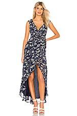 BB Dakota RSVP by BB Dakota Kelli Dress in Vintage Blue