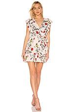 BB Dakota JACK by BB Dakota Ok Cupid Dress in Mauve Rose