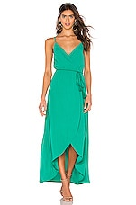 BB Dakota JACK by BB Dakota All Wrapped Up Dress in Sea Green