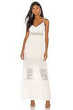 BB Dakota JACK by BB Dakota Kaia Maxi Dress in Off White