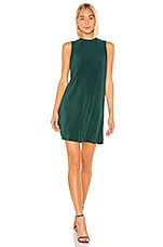 BB Dakota As You Pleats Knit Dress in Winter Green