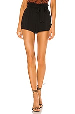 BB Dakota JACK by BB Dakota Secure The Bag Short in Black