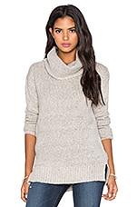 BB Dakota Moxie Sweater in Grey