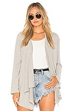 BB Dakota Russel Jacket in Light Heather Grey