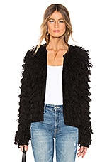 BB Dakota Moves Like Jagger Cardigan in Black