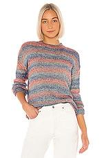 BB Dakota Give Me Space Sweater in Faded Denim