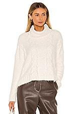 BB Dakota Jack By BB Dakota Eyelash Kisses Sweater in Ivory