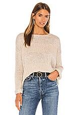 BB Dakota Jack By BB Dakota Sequin Arrangements Sweater in Gold