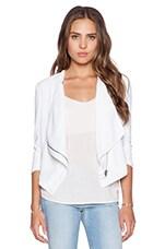 Gael Jacket in Optic White