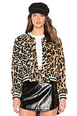 BB Dakota JACK by BB Dakota Clever Girl Faux Fur Jacket in Black
