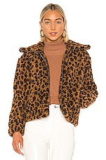 BB Dakota Kitty Come Close Jacket in Coco Brown