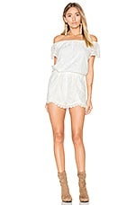 Jack by BB Dakota Liam Romper in Ivory