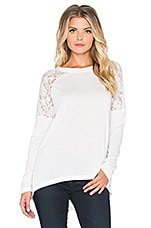 Nevin Top en Whisper White