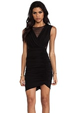 BCBGMAXAZRIA Esmeralda Dress in Black