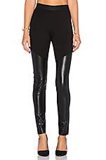 LEGGINGS IMITATION CUIR FRANCISCO