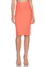 Leger Pencil Skirt in Ambrosia